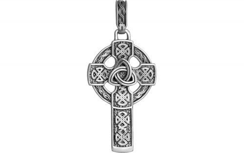 Серебряный крест КР174-С