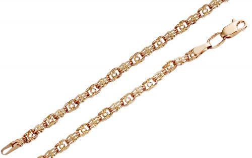 Золотой браслет БС435